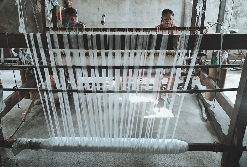 Inabel Weaving