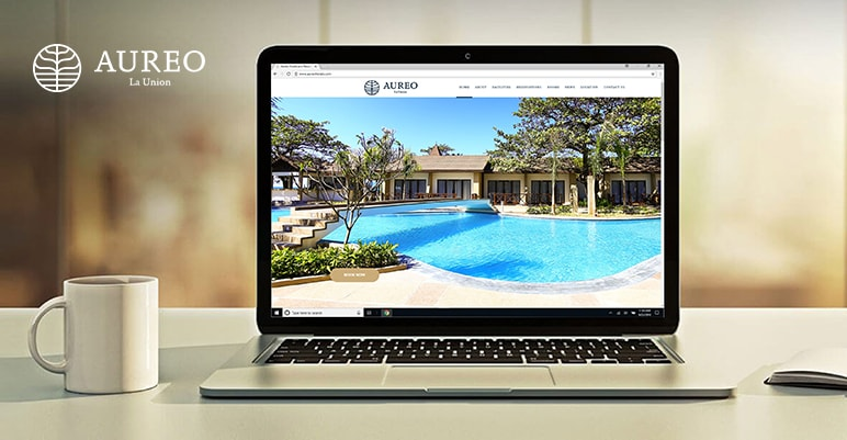 Aureo Hotels and Resorts' Newest Website