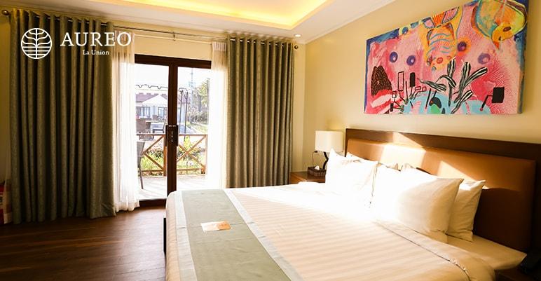Aureo Hotel Room
